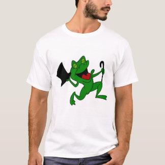 Dancing Frog Tee