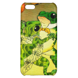 Dancing Frogs Case For iPhone 5C