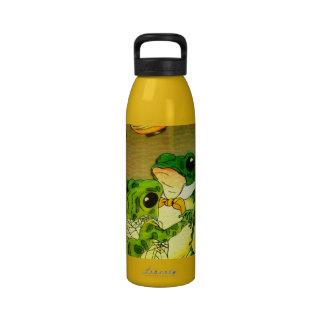 Dancing Frogs Drinking Bottle