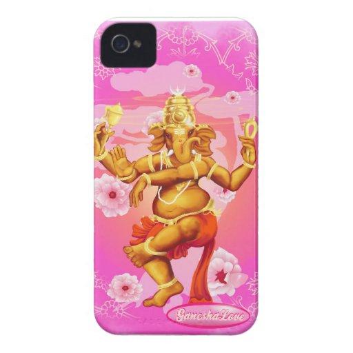 Dancing Ganesha Case-Mate iPhone 4 Case