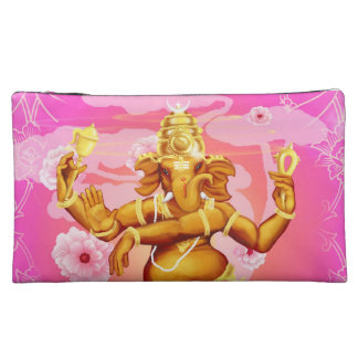 Dancing Ganesha Cosmetic Bag