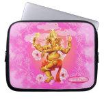 Dancing Ganesha Laptop Sleeves