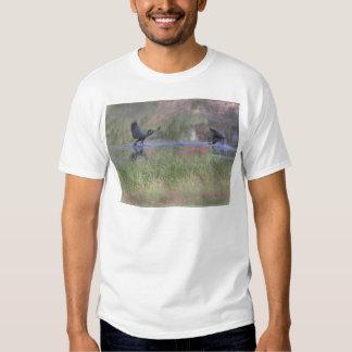 Dancing geese t-shirt