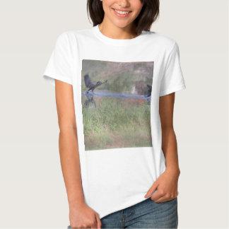 Dancing geese t shirt