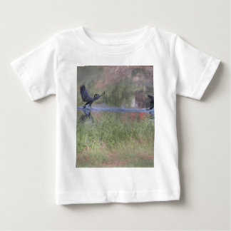 Dancing geese tee shirt