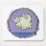 Dancing ghosts history past spirits family ART Mousepad