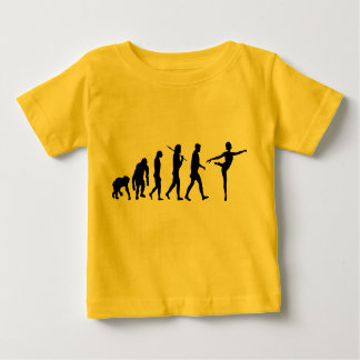 Dancing gifts for ballet and modern dancers baby T-Shirt