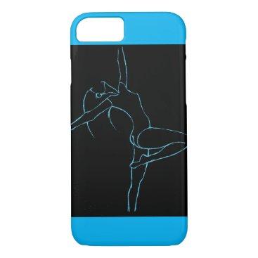 Dancing Girl iPhone 8/7 Case
