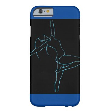 Dancing Girl Barely There iPhone 6 Case