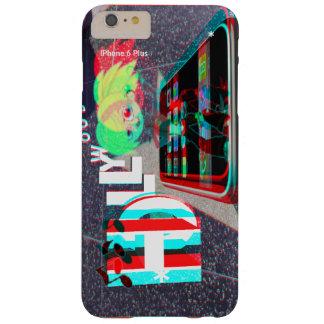 Dancing Girl Pop Out 3D IPhone 6 Plus Case
