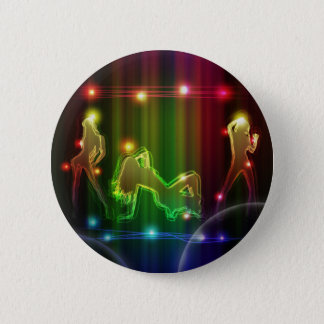 Dancing Girls - Button