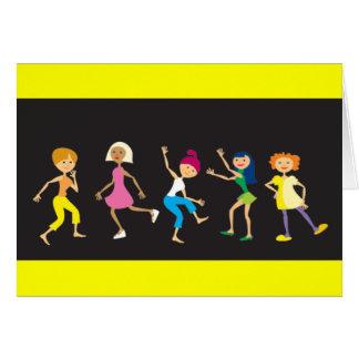 dancing-girls card