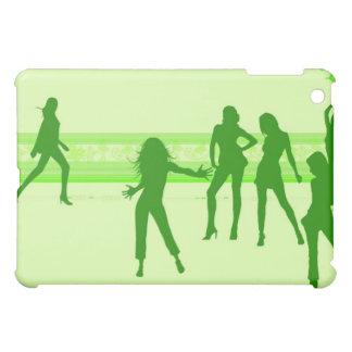 dancing girls case for the iPad mini