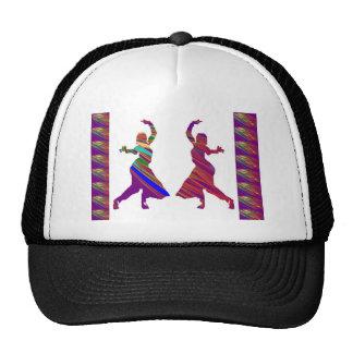 DANCING Girls :  Indian Bollywood Style Dance Trucker Hats