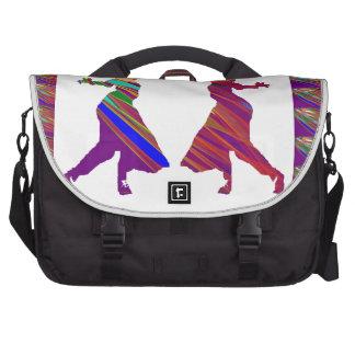 DANCING Girls :  Indian Bollywood Style Dance Laptop Computer Bag