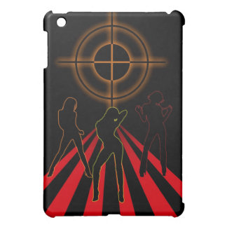 dancing girls iPad mini covers