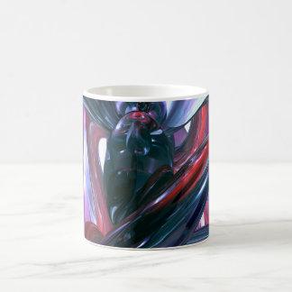 Dancing Hallucination Abstract Mug