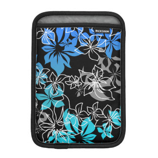 Dancing Hibiscus Hawaiian Blend iPad Mini Sleeves