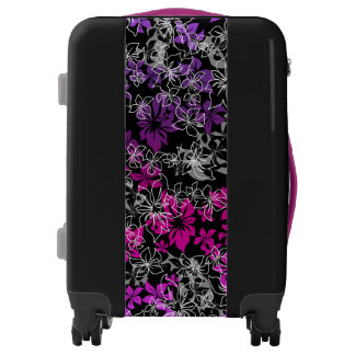 Dancing Hibiscus Hawaiian Blend Luggage