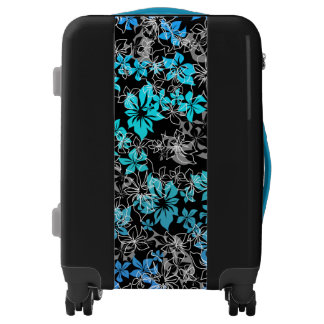 Dancing Hibiscus Hawaiian Floral Blend Luggage