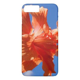 Dancing Hibiscus iPhone 7 Plus Case