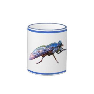 Dancing Horseflies Mug