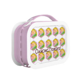 Dancing Horses Lunchboxes