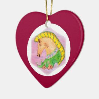 Dancing Horses Ornament