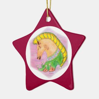 Dancing Horses Ornaments