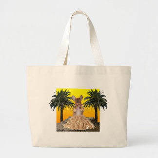 Dancing Hula Dachshund Bag