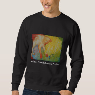 Dancing in a Sunpatch Sweatshirt