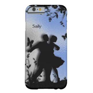 Dancing in Garden Personal Barely There iPhone 6 Case