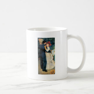 Dancing in the Country Print Coffee Mug