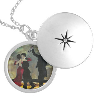"""Dancing in the Rain"" Locket of Hope & Love"