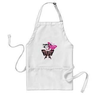 Dancing in the sky adult apron