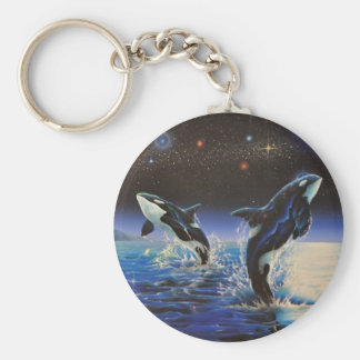 Dancing in the Stars Keychain