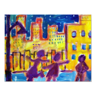 Dancing in the Street by Piliero Card