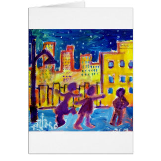 Dancing in the Street by Piliero Cards