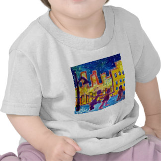 Dancing in the Street by Piliero Shirts