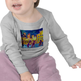 Dancing in the Street by Piliero T Shirts