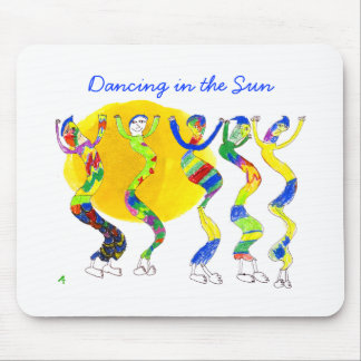 Dancing in the Sun 5 Mouse Pad