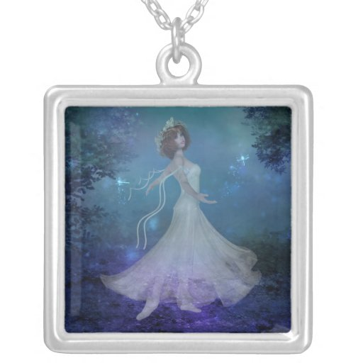 Dancing in the Woods Fantasy Necklace Design
