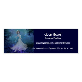 Dancing in the Woods Profile Card Business Cards