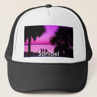 Dancing In violet Trucker Hat