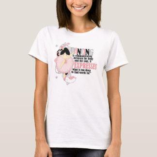 Dancing is communication T-Shirt