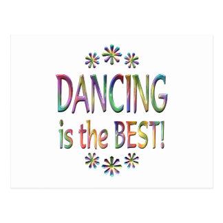 Dancing is the Best Postcards