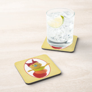 Dancing Joe Drink Coaster
