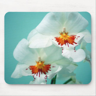 Dancing Ladies Orchids Mouse Pad