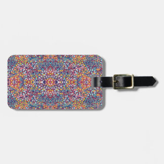 Dancing Leaves Novo Morris Collection Tag For Bags