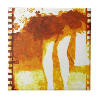 Dancing Legs Ceramic Tiles